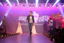 Actor Hrithik Roshan on Sendmygift.com Ramp